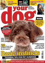 Your Dog issue Your Dog Magazine May 2017