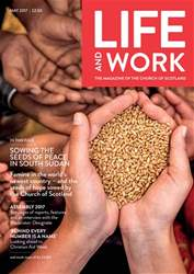 Life and Work issue May 2017