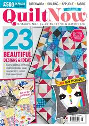 Quilt Now issue Issue 35