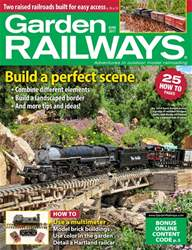 Garden Railways issue June 2017