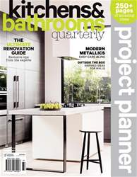 Kitchens & Bathrooms Quarterly issue Kitchens & Bathrooms Quarterly