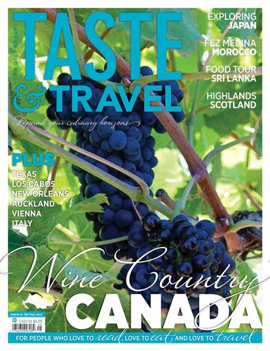 Taste & Travel International Digital Issue