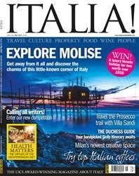 Italia! issue May 2017