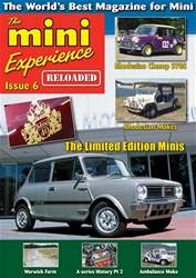 The Mini Experience issue Issue 6