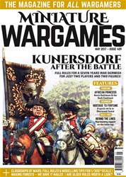 Miniature Wargames issue May 2017