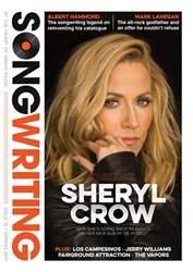 Songwriting Magazine Magazine Cover