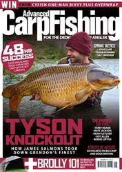 Advanced Carp Fishing issue May 2017