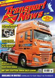Transport News issue May 2017
