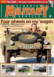 Classic Military Vehicle issue  May 2017