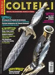 COLTELLI issue Apr/Mag 2017