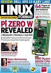 Linux Format issue May 2017