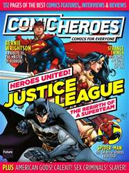 Comic Heroes issue Issue 31