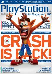 Playstation Official Magazine (UK Edition) issue May 2017