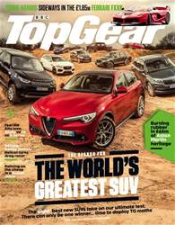 Top Gear issue May 2017