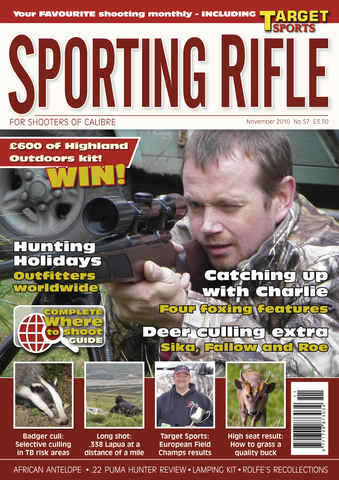 Sporting Rifle issue 57