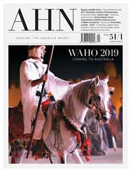 Australian Arabian Horse News issue Volume 51 No. 1