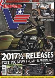 American-V issue Issue 85 - May June 2017