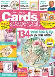 Simply Cards & Papercraft issue Issue 162