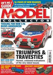 Model Collector issue May 2017