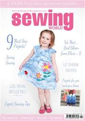 Sewing World issue May 2017