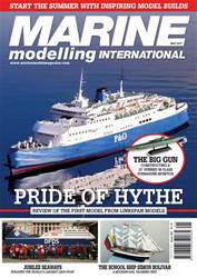 Marine Modelling issue may17
