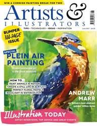 Artist & Illustrators issue June 2017