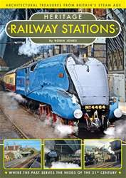 Mortons Books issue Heritage Railway Stations
