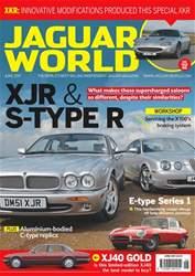Jaguar World issue Jaguar World