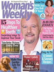 Womans Weekly issue 2nd May 2017
