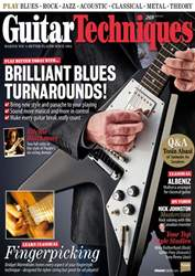 Guitar Techniques issue May 2017