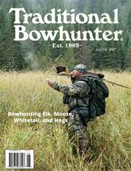 Traditional Bowhunter Magazine issue Jun/Jul 2017