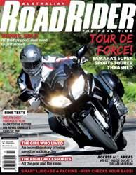 Australian Road Rider issue Issue#135 Apr 2017