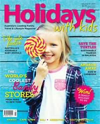 Holidays With Kids issue Volume 51