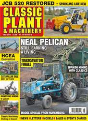 Classic Plant & Machinery issue Vol. 15 No. 6 Neal Pelican