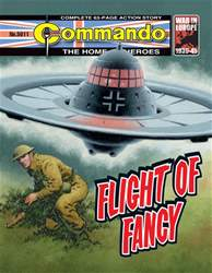 Commando issue 5011