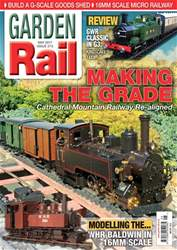 Garden Rail issue May 2017