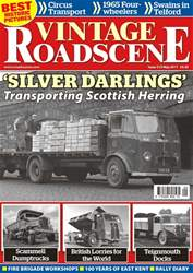 Vintage Roadscene issue No. 210 'Silver Darlings'