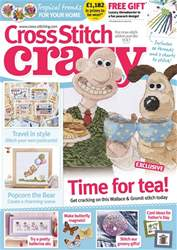 Cross Stitch Crazy issue June 2017