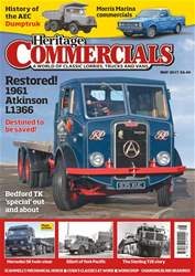 Heritage Commercials Magazine issue May 2017
