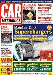 Car Mechanics issue May 2017