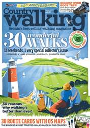 Country Walking issue May 2017