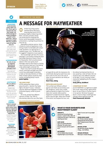 Boxing News Preview 6