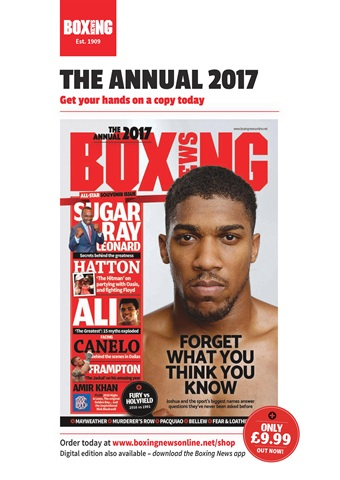 Boxing News Preview 2