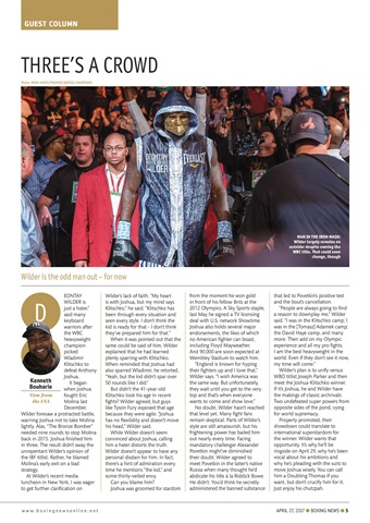 Boxing News Preview 5