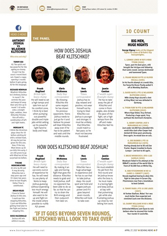 Boxing News Preview 7