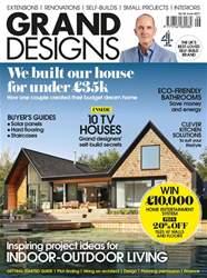 Grand Designs issue Grand Designs