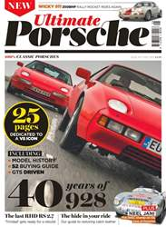 Ultimate Porsche issue Issue 1