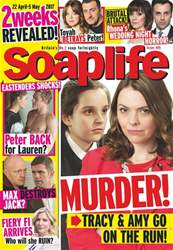Soaplife issue 22nd April 2017