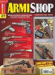 ARMI SHOP issue Maggio 2017