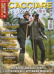 CACCIARE A PALLA issue Maggio 2017